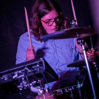 Drummer Mat Peters