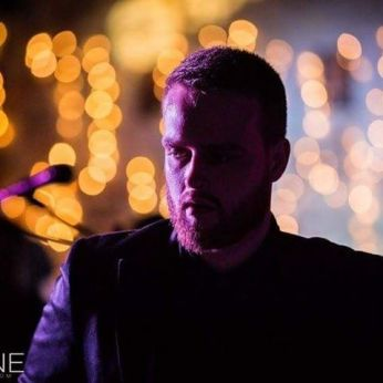 Guitarist Pete Askew
