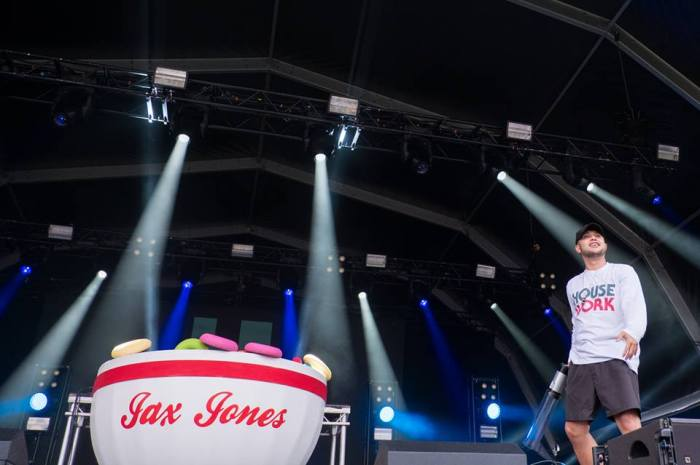 Jax Jones at LIMF 2017
